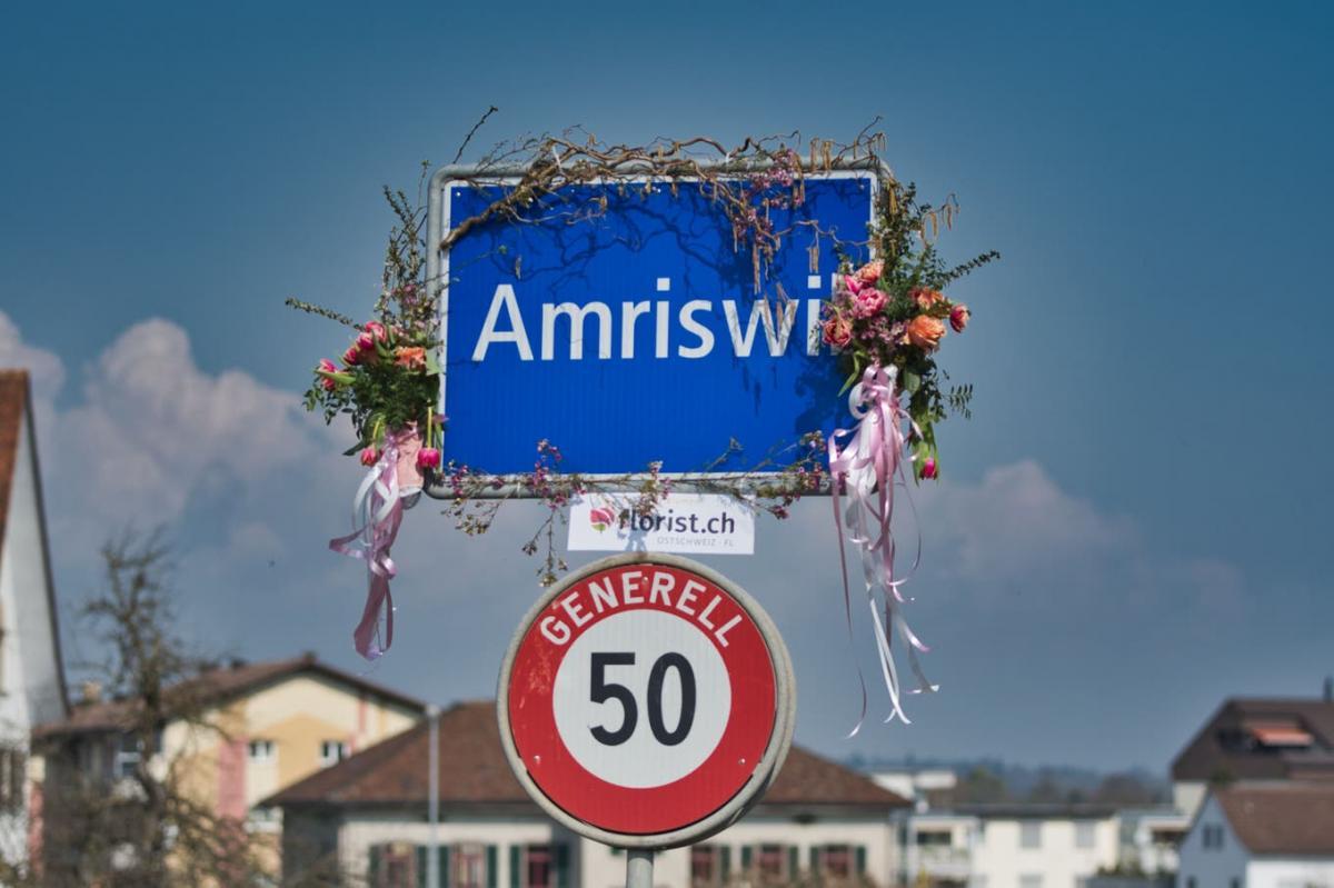 Wo man sich trifft - APZ Amriswil